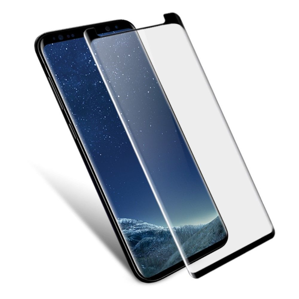 Защитное стекло DEVIA 3D Tempered Glass Samsung S9+ Black