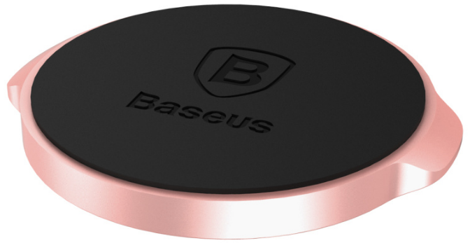 BASEUS Magnetic Car Holder - Rose Gold, картинка 1