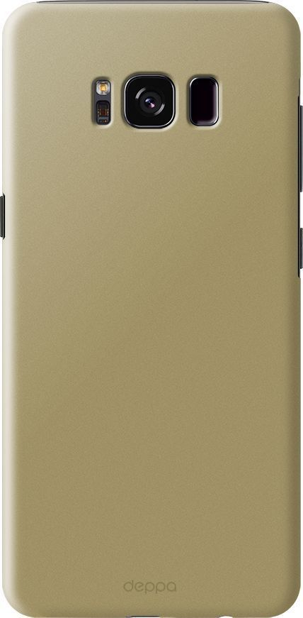 Чехол Deppa Air Case Samsung Galaxy S8 Gold
