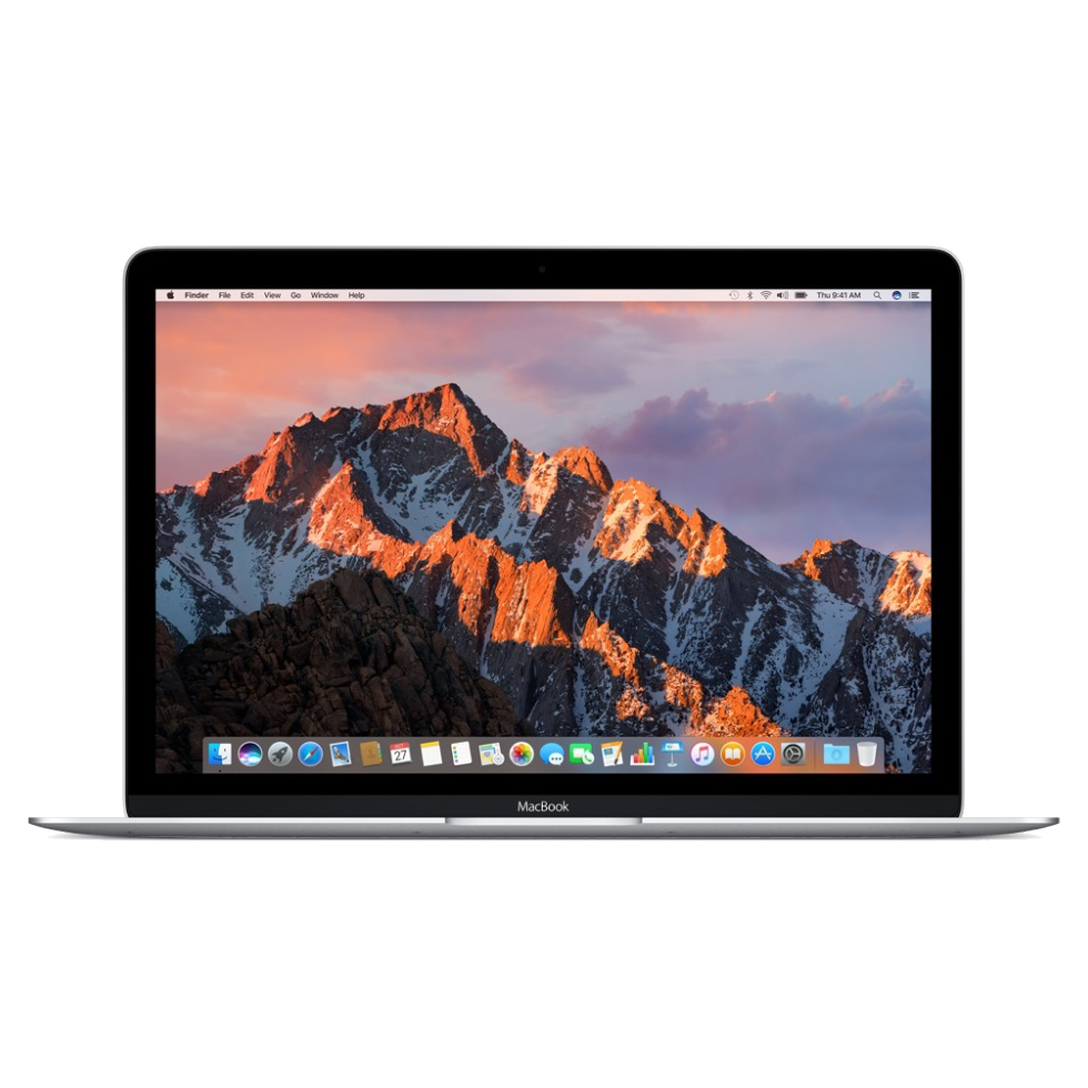 "Apple MacBook 12"" Retina 256 SSD Silver (MLHA2), картинка 2"