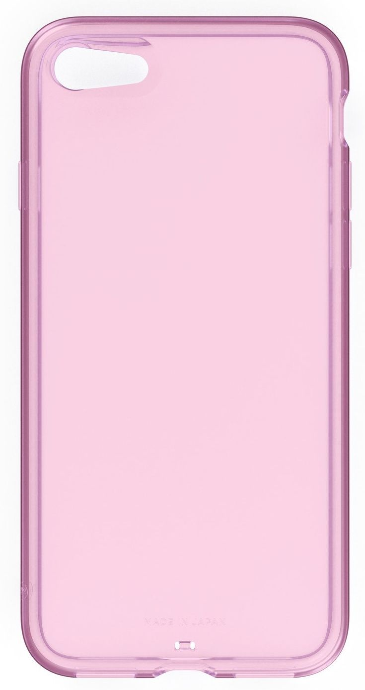 AndMesh iPhone 7 Plain Case Pink