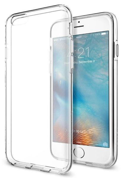 SGP iPhone 6/6S Slim and Soft Liquid Crystal