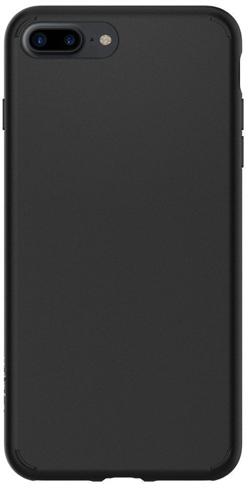 SGP Чехол iPhone 7 Plus Liquid Crystal Matte Black, картинка 2