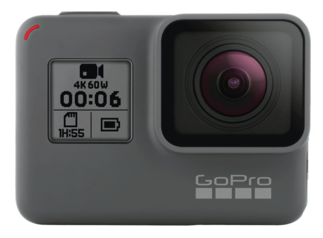 Экшн-камера GoPro HERO6 Black Edition (CHDHX-601), картинка 1
