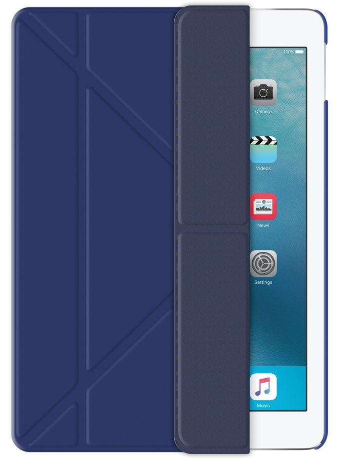 Deppa Wallet Onzo iPad 9.7 - Blue