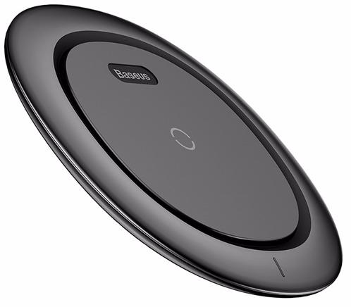 Беспроводное ЗУ BASEUS UFO Desktop Wireless Charger Black