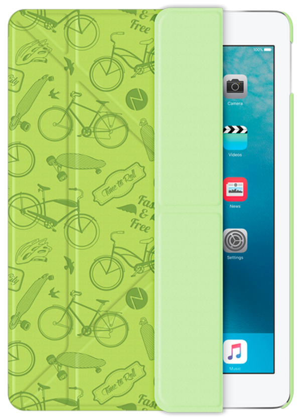 Deppa Wallet Onzo iPad 9.7 - Green