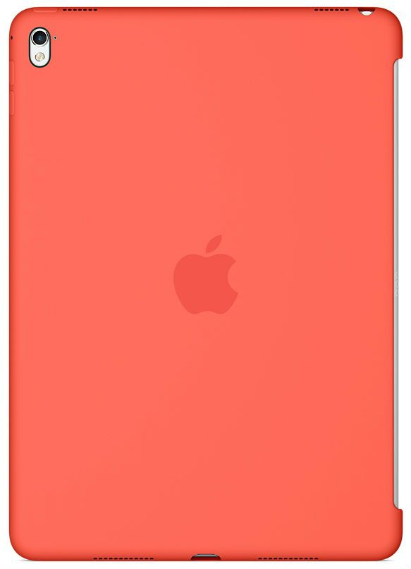Apple iPad Pro 9,7 Selicon Case - Apricot