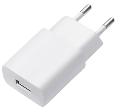 Deppa USB Wall Charger 1.0A, картинка 1