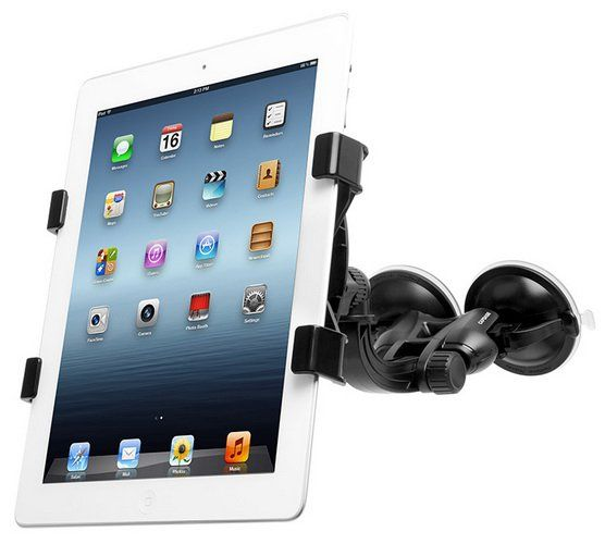 CAPDASE SuctionDuo Car Mount Tab-X for iPad, картинка 4