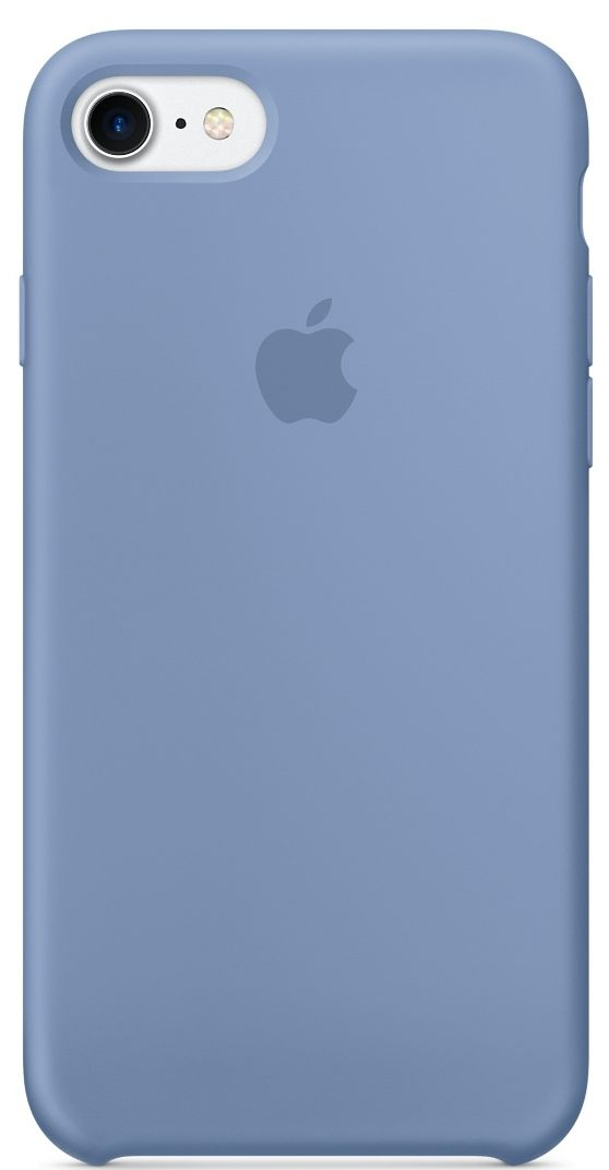 Apple iPhone 7 Silicone Case Azure