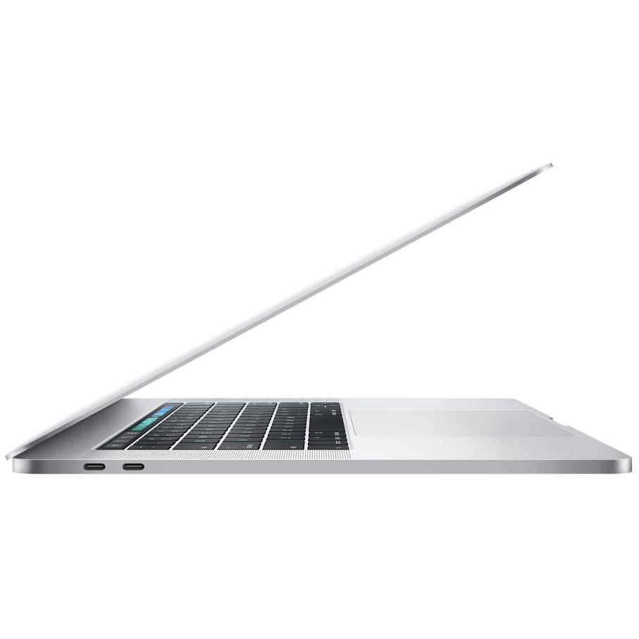 "Apple MacBook Pro 15"" Touch Bar 256 GB SSD Silver (MPTU2), картинка 2"