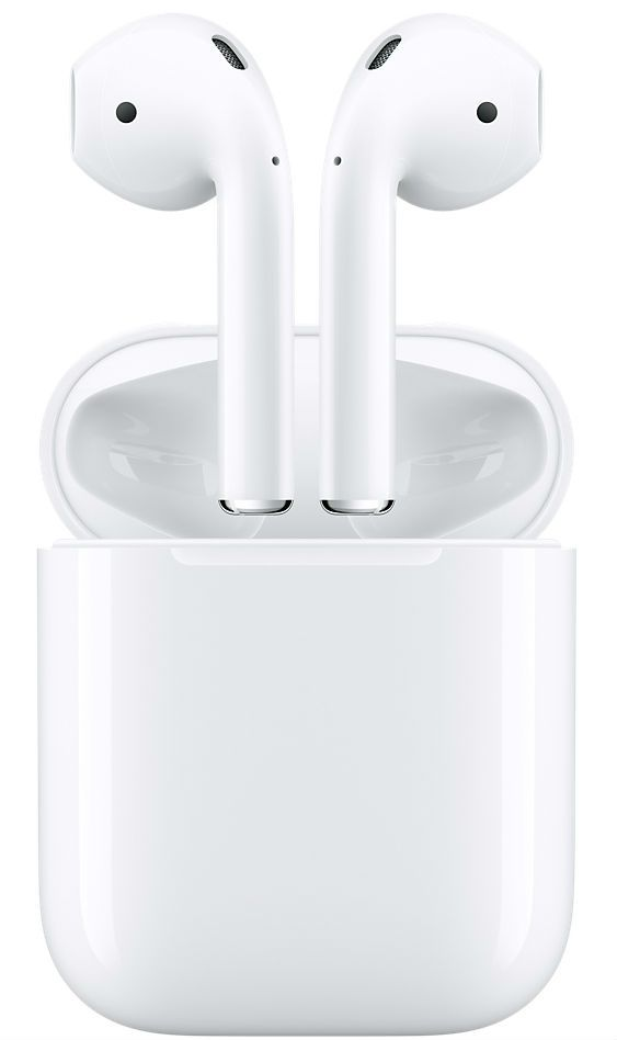 Apple AirPods (MMEF2ZA/A) White, картинка 1