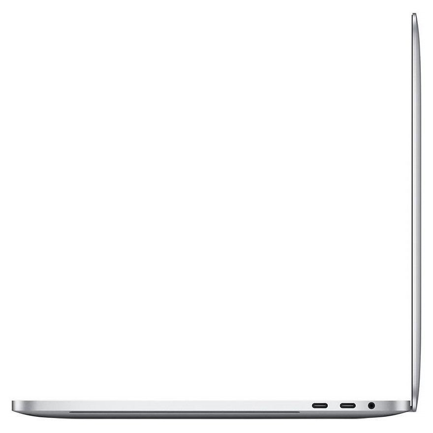 "Apple MacBook Pro 15""  Touch Bar 512GB Silver (MLW82), картинка 3"