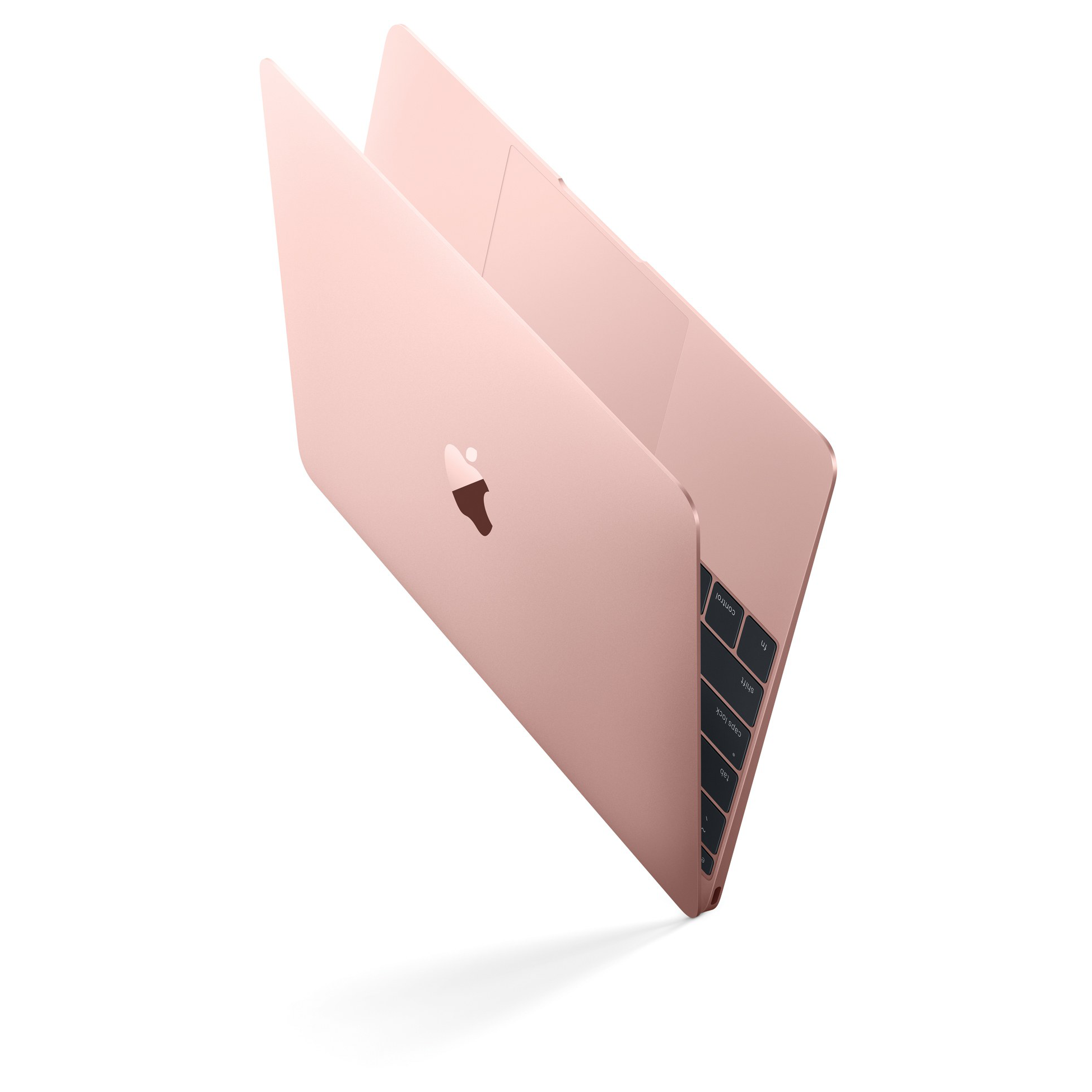 "Apple MacBook 12"" Retina 512 SSD Rose Gold (MMGM2), картинка 5"