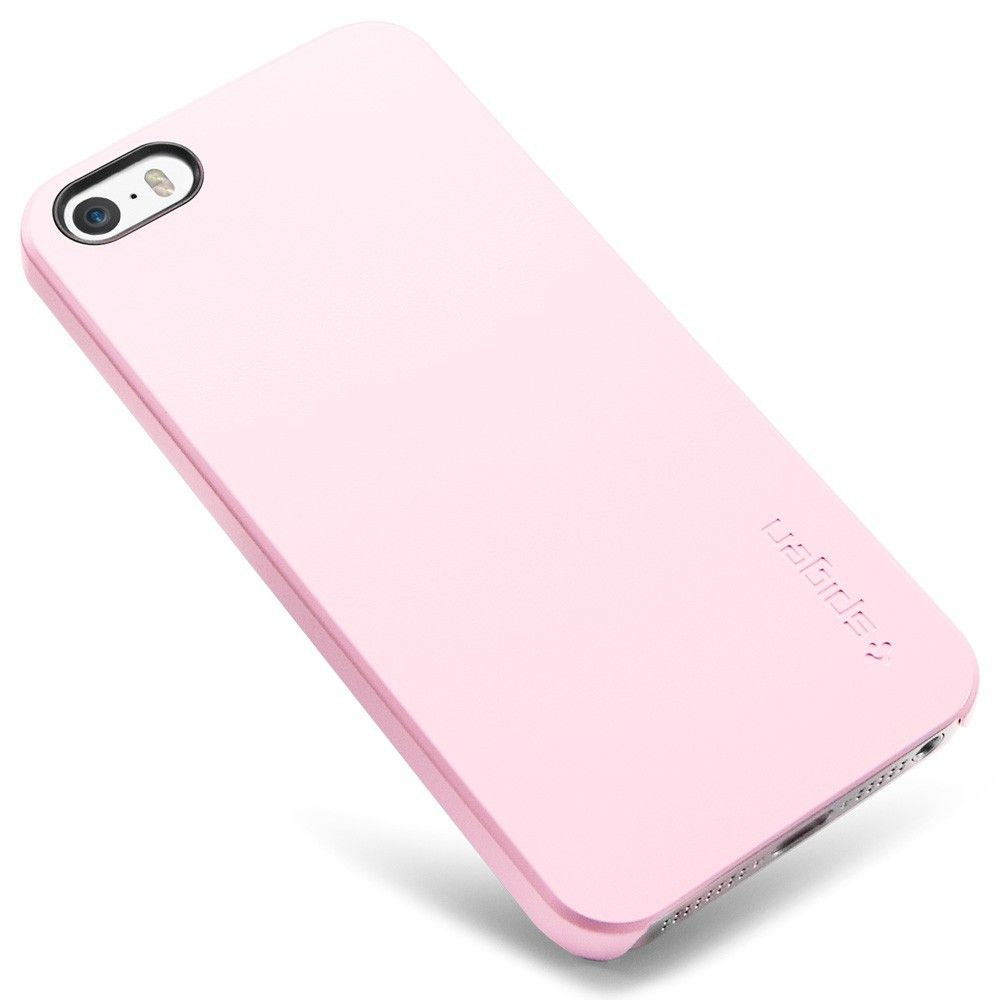 SGP Case Ultra Thin Air iPhone 5 - Pink, картинка 2