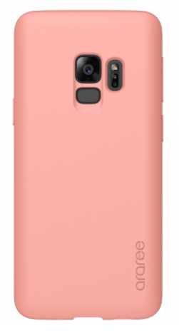 Чехол Araree Galaxy S9 Airfit Pop - Розовый