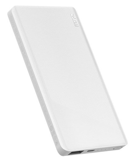 XiaoMi Power Bank ZMi 5000mAh - White