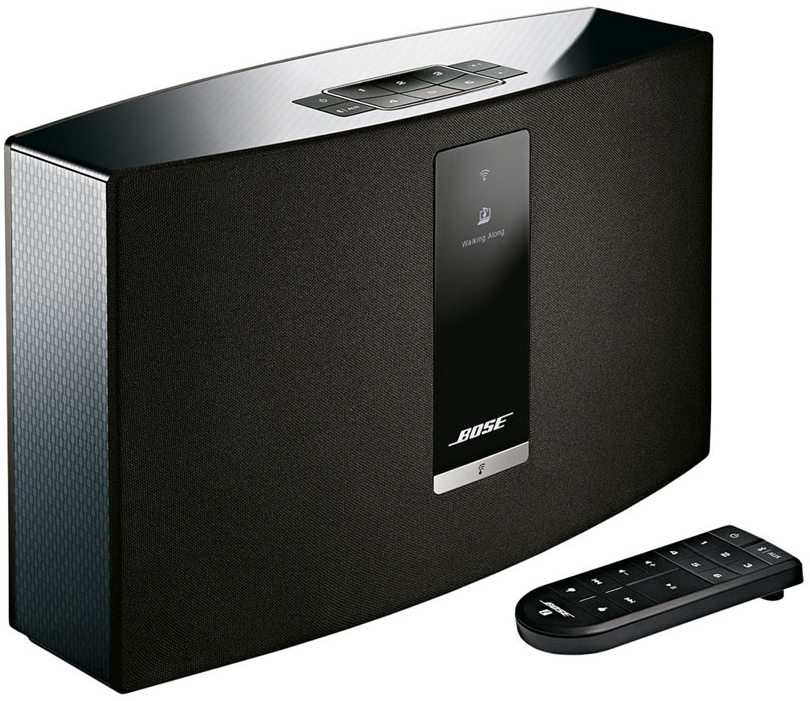 BOSE SoundTouch 20 III - Black, картинка 1