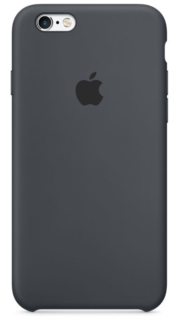 Apple iPhone 6/6S Silicone Case - Grey