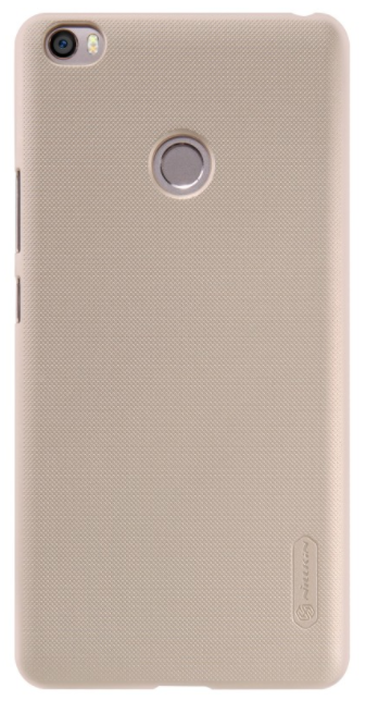 Чехол Nillkin Frosted Shield Xiaomi MAX2 - Gold, картинка 1