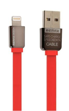 REMAX King Kong Lightning Cable 1.0m - Red, картинка 1