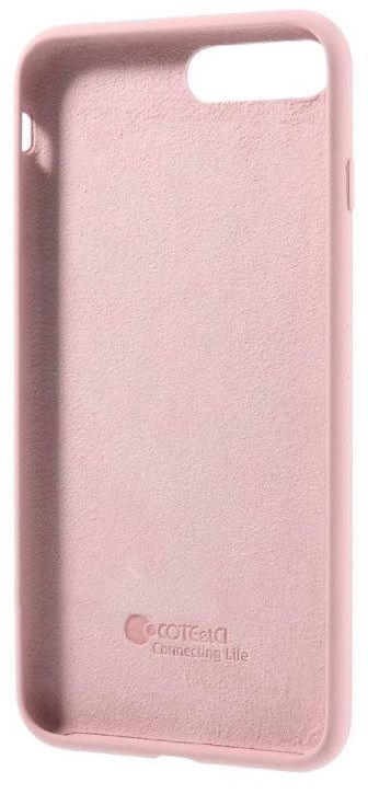 COTEetCI Selicon Case Super Slim iPhone 7 Pink, картинка 3