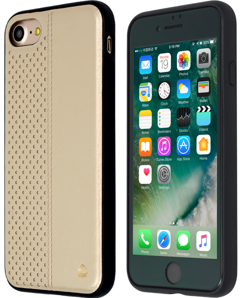 OCCA iPhone 7 Case Air - Gold, картинка 3