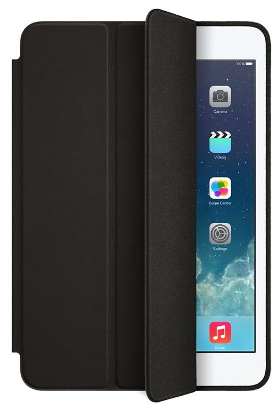 Чехол Apple iPad 2017 Smart Case - Black, картинка 1
